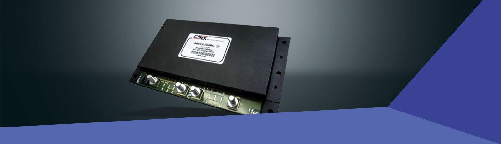 Kompakter 3500W bi-direktionaler DC/DC Konverter für Mikrohybrid-Automationsanwendungen