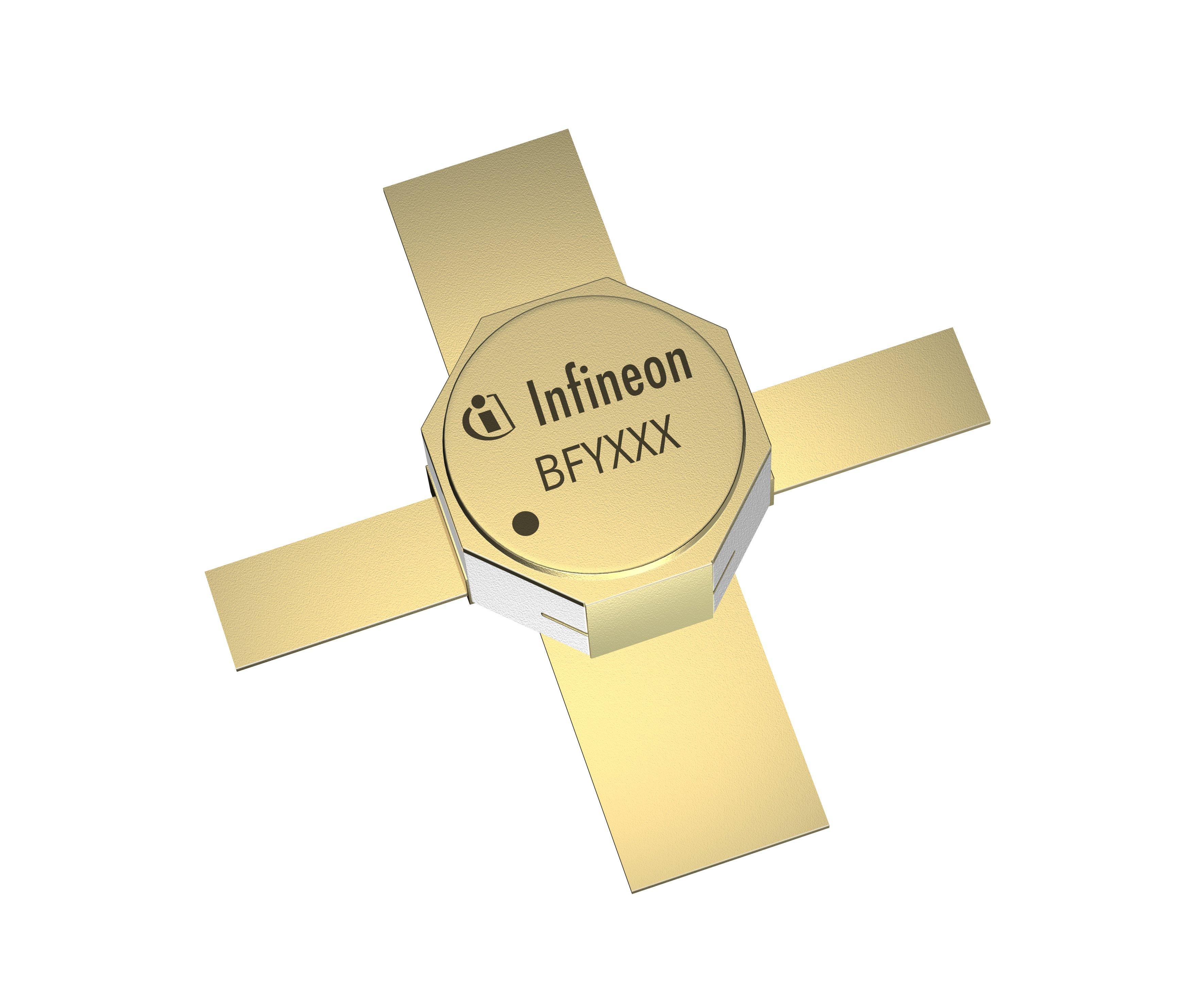 NPN Silicon RF Transistor