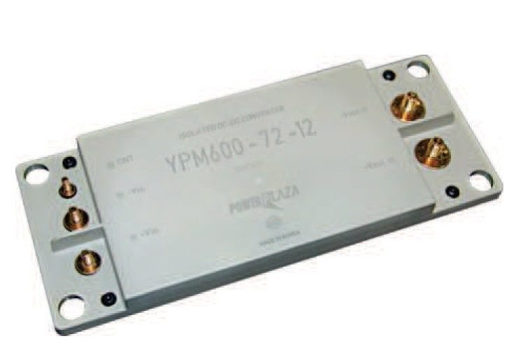 Power Plaza- LPM 600 DC/DC Konverter