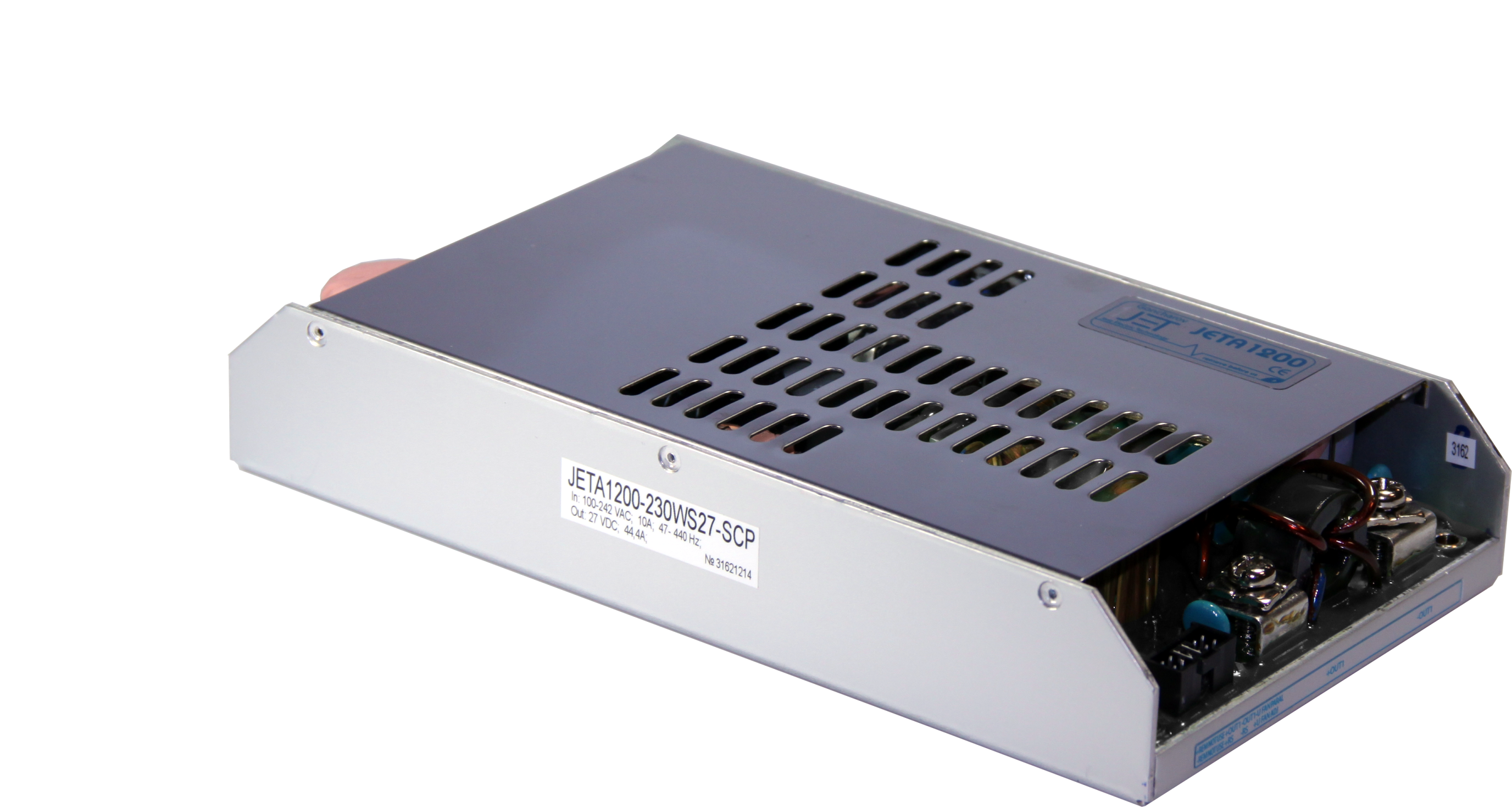 High Efficiency AC/DC Power Supplies