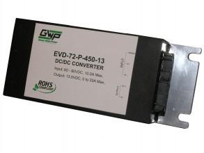 450W robuster DCDC Konverter