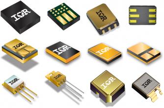 Hi-Rel RF Radiation Hardened MOSFETs
