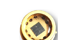 Radiation Tolerant Quadrant Photodiode Detector