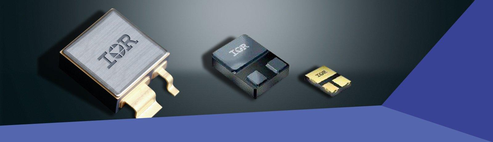 R9 strahlungsfeste MOSFET Technologie